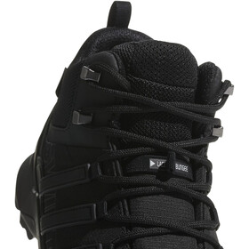adidas TERREX Swift R2 Mid Gore-Tex Hiking Shoes Men, core black/core black/core black